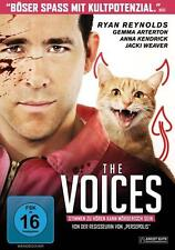 The Voices (2015) - DVD