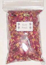 Bag of Dried Rose Petals - Soap Making, Natural, Nothing Added