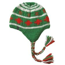 The North Face Boulder Peruvian Beanie Flashlight Green Men's One Size Fits Most