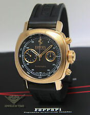 Panerai Ferrari Granturismo Chronograph 18k Rose Gold Watch Box/Papers FER00006