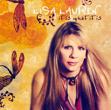 Lisa Lauren - It Is What It Is (2004) - Used - Compact Disc