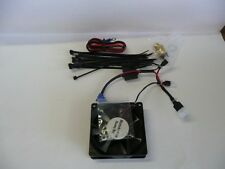 New Universal Motorcycle Dirt bike Cooling Fan Kit 79CFM, KTM Honda,Yamaha ect.