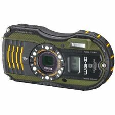 PENTAX WG-3 GPS WATERPROOF DIGITAL CAMERA