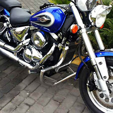 Suzuki VZ 800 Marauder (-2004)  Engine Guard with built in Highway Pegs