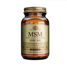 Solgar MSM 1000 mg Comprimidos 60