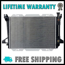1454 New Radiator for Ford Bronco 85-92 F-150 F-250 F-350 85-96 4.9 L6 2 Row