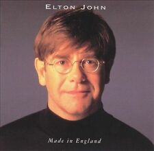 Made in England  (Special Edition) John,Elton Audio Cassette