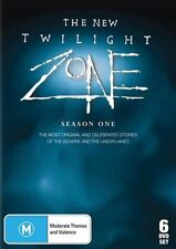The New Twilight Zone Season 1 New DVD Region ALL Sealed NTSC