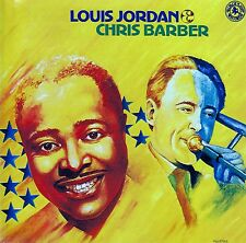 LOUIS JORDAN & CHRIS BARBER : SAME / CD (BLACK LION BLCD760156)