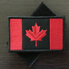 Canadian Flag Canada Military Army Tactical Morale Desert Badge Subdued Patch