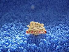 KING'S OWN ROYAL REGIMENT ( KORR ) (THE KING'S OWN ) LAPEL PIN
