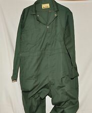 Mens Universal Overall Co Chicago Mechanics Uniform Coveralls Size 46 Cott/Poly