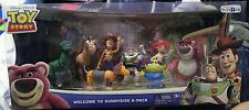 Disney Pixar Toys Story 3 Welcome to Sunnyside TRU Exclusive 8 Pack MISB RARE!!!