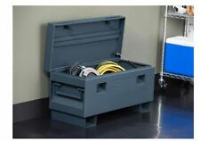 Trinity 36 in Job Site Box Storage Construction Chest Tools Tool Truck Garage