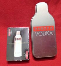 Danzka Vodka 54  Playing Cards with Different Cocktail Recipe On Cards NEW