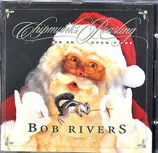 Bob Rivers Chipmunks Roasting On An Open Fire Christmas CD Novelty Demento 2000