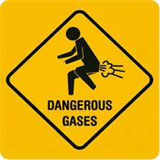 Dangerous Gas Targa di latta 8x11 cm Segno Di Mappa Di Lamiera PC-201/427