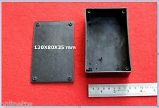 4 Pc Plastic Enclosure Cabinet Box 130x80x35 mm For Electronic Circuit