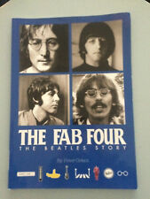 THE BEATLES COLLECTABLE BOOK THE FAB FOUR THE BEATLES STORY