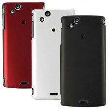3IN1 HARD CASE COVER BACK + SCREEN PROTECTOR FOR SONY ERICSSON XPERIA ARC/ARC S