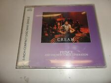 CD Cream de prince (1991) - single