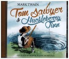 WOLFGANG ROSITZKA MARK TWAIN - TOM SAWYER & HUCKLEBERRY FINN