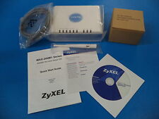 ZyXEL MAX200M1 WiMAX IEEE 802.16e CPE w/Built-in Router/Firewall - VoIP 2.5GHz