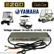 48 Volt Golf Cart Voltage Reducer , Reduces 16/18 Volts  to 12 Volts (10 amp)
