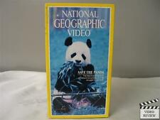 National Geographic Video - Save the Panda VHS