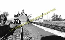 Moreton on Lugg Railway Station Photo. Hereford - Dinmore. Leominster Line. (1)