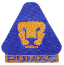 CLUB DE FUTBOL UNIVERSIDAD NACIONAL A.C. UNAM U.N.A.M. PUMAS LIGA MX PATCH