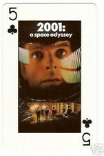 2001: A Space Odyssey -  MGM Movie Collector Card  Look!