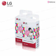 LG Sticker ZINK Photo Paper * 60 Sheets for LG Pocket Photo PD221, PD239, PD251