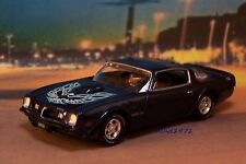 75 1975 PONTIAC FIREBIRD TRANS AM COLLECTIBLE 1/64 SCALE MODEL DIORAMA - DISPLAY
