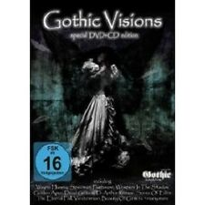 Gothique visions (vol. 1) DVD + CD wayne Hussey NEUF