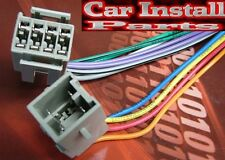 Ford Radio WIRE HARNESS INSTALL STEREO PLUG 1982-1985