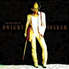 DWIGHT YOAKAM CD - VERY BEST OF DWIGHT YOAKAM (2004) - NEW UNOPENED - COUNTRY