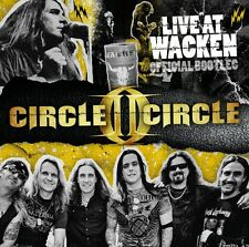 CIRCLE II CIRCLE - LIVE AT WACKEN (OFFICIAL BOOTLEG)  CD NEU