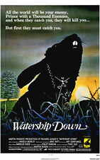 WATERSHIP DOWN Movie POSTER 11x17 Richard Briers Ralph Richardson Zero Mostel