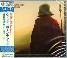 WISHBONE ASH-ARGUS-JAPAN SHM-SACD G88