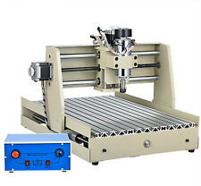 MACH3 3 AXIS CNC Router Engraver 3D Engraving Drilling Milling Machine 400W 3040