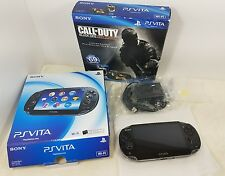 Sony PS Vita Limited Edition Call of Duty Black Ops: Declassified Wi-Fi PCH1001