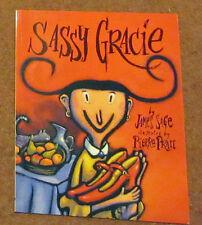 SASSY GRACIE by James Sage - BRAND NEW -  Paperback