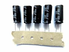 1000uf 25v 105c LOW ESR 10mm SLIMLINE Long Life Panasonic EEUFR1E102 x5pcs