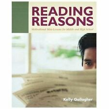 NEW - Reading Reasons: Motivational Mini-Lessons for Middle and High School