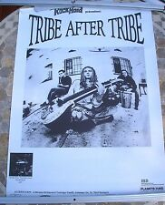 TRIBE AFTER TRIBE Pearls Before Swine tour poster 33 x 23  original