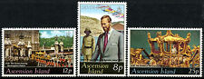 Ascension Island 1977 Silver Jubilee MNH Set #R284