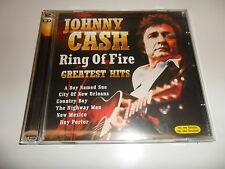 CD  Johnny Cash - Ring of Fire-Greatest Hits