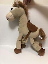 Disney World Store Bullseye Plush - Toy Story Large Stuffed Animal Horse Toy