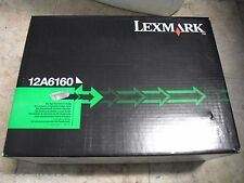 New ! Genuine Lexmark T620 T622 X620 High Yield Print Toner Cartridge 12A6160
